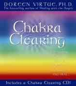 Chakra Clearing Book with CD - Doreen Virtue