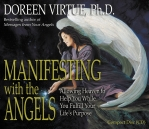 Manifesting with the Angels CD - Doreen Virtue